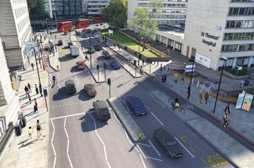 WBS Visual 1 roundabout